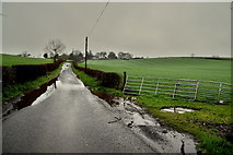 H4869 : Edenderry Road, Aghagallon by Kenneth  Allen