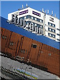 SP0786 : Premier Inn and New Street Station by Philip Halling