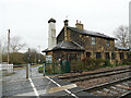 SE3827 : Former Methley station building (2) by Stephen Craven