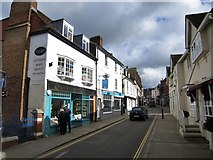 TQ1649 : West Street by Oast House Archive