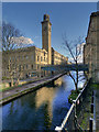 SE1338 : New Mill, Saltaire by David Dixon