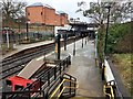 NZ3568 : North Shields Metro station, Tyne & Wear by Nigel Thompson