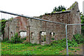 NY5458 : Derelict barn at Tarn End House by Rose and Trev Clough