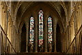 TQ3280 : Southwark Cathedral by Peter Trimming