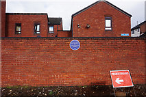 TA0928 : Alternative Heritage Blue Plaque by Ian S
