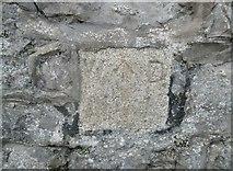 SC2667 : Old Boundary Marker by Milestone Society