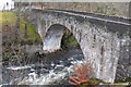 NN5634 : Bridge of Lochay, Killin by Jim Barton