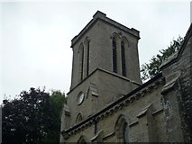 SO2160 : St. Mary's Church (Bell Tower   New Radnor) by Fabian Musto