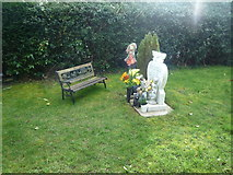 SO2355 : Grave of Ryan James Ingram (Gladestry) by Fabian Musto