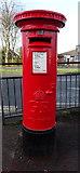 TA0832 : George V postbox on Beverley Road, Hull by JThomas