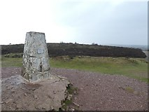 ST1635 : The trig pillar on Wills Neck by David Smith