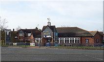 TA0832 : The Pilot public house, Hull by JThomas