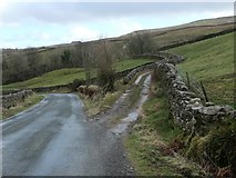 SD8997 : Bridleway to Appletree Thwaite by Christine Johnstone