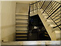 TG2508 : Broadland District Council Emergency Centre - Stairwell by Adrian S Pye