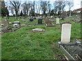 SE3121 : Commonwealth war grave in Alverthorpe churchyard [2] by Christine Johnstone