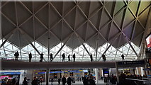 TQ3083 : King's Cross Station by Christine Matthews