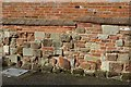 SO8454 : A mix of stone and brick by Philip Halling