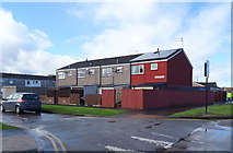 TA1033 : Houses on Alfriston Close, Hull by JThomas