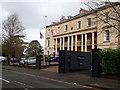 ST5673 : Royal Marines Reserves Bristol Recruitment Centre by Eirian Evans