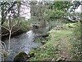 J0114 : Footbridge over the Forkhill River by Eric Jones