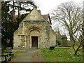 SO8418 : Chapel of St Mary Magdalene  by Alan Murray-Rust