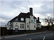 SE1836 : The Oddfellows Arms, Harrogate Road by Stephen Armstrong