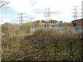 SE2236 : Transformer station off Bagley Lane by Stephen Craven