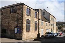ST7593 : Old Town Mill - Wotton-under-Edge by Chris Allen