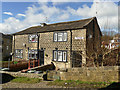 SE2235 : Beck Bottom Cottages, Farsley by Stephen Craven