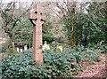 TG2408 : The grave of Eileen Ann Adeline Jarrold by Evelyn Simak