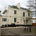 SO8318 : Edward Jenner School, (The Elms) 44 London Road, Gloucester by Alan Murray-Rust