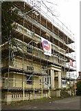 SO8318 : Claremont House, 42 London Road Gloucester by Alan Murray-Rust