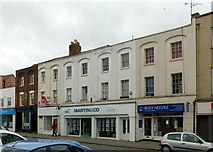 SO8318 : 9-17, Worcester Street, Gloucester by Alan Murray-Rust
