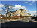SE2233 : Flats on Mount Pleasant Road, Pudsey by Stephen Craven
