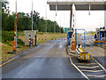 S5713 : Suir Bridge Toll Gate, N25 Southbound by David Dixon
