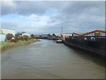 TA1031 : The River Hull by JThomas