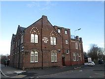 SJ3588 : John Archer Hall, Toxteth by John Slater
