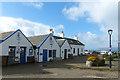 NM7417 : The Oyster Bar and Restaurant, Ellenabeich, Isle of Seil by Robin Drayton