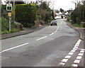 ST2583 : Your Speed indicator, Marshfield Road, Castleton by Jaggery