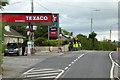 S3201 : Texaco Garage at Lemybrien by David Dixon