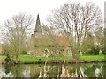 TL8008 : All Saints church, Ulting, Essex by Derek Voller