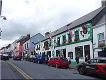 Q4401 : Dingle Main Street by Matthew Chadwick