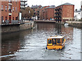 SE3033 : Leeds water taxi (2) by Stephen Craven