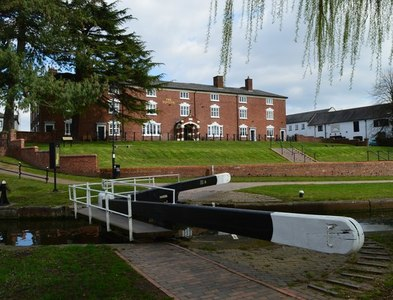 SO8171 : The Tontine, Stourport by Philip Pankhurst