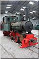 SK2406 : Statfold Barn Railway - Arn Jung locomotive by Chris Allen