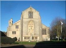 TM1714 : Clacton-on-Sea: St James's Church by Nigel Cox