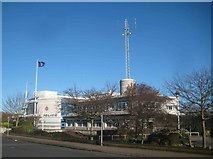 TM1714 : Clacton-on-Sea: The Police Station by Nigel Cox