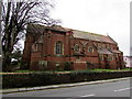 SX8960 : North side of St Andrew's Church, Paignton by Jaggery