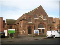 TM1714 : Clacton-on-Sea: Pier Avenue Baptist Church by Nigel Cox