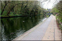 TQ2783 : Grand Union Canal by Nigel Mykura